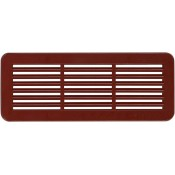 VM-150x60mm Brown